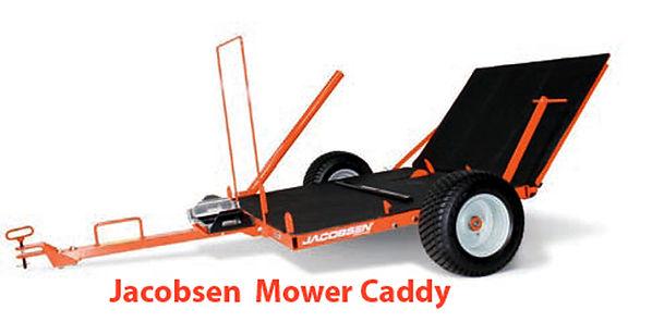 Jacobsen mower trailer