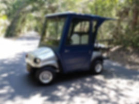 Precedent Club Car Aluminum Cab