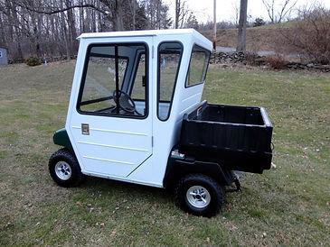 golf cart cab enclosure