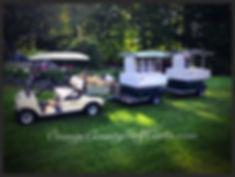 towable beverage carts