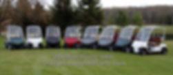 Diane Signature Garia Golf Cars