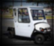 ezgo hauler pro cab enclosure