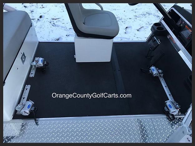     Q-Straint Wheelchair Anchorage System