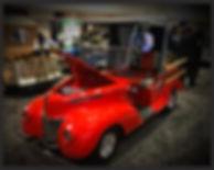 1940 Ford Fire Truck golf cart