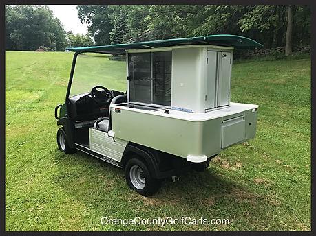 Cafe Express Beverage Cart