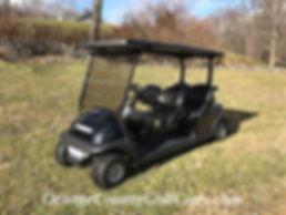 Club Car 4 Fun Hard Top