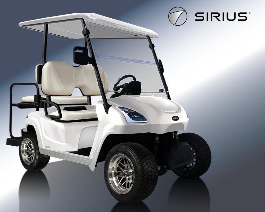 star ev sirius golf cart