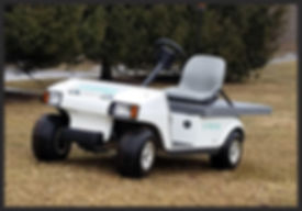 Golf Car Ambulance EMS EMT