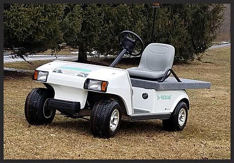 Golf Car Ambulance EMS EMT