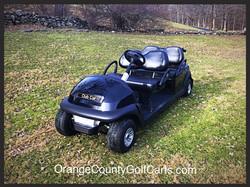 4 Fun Roadster Club Car