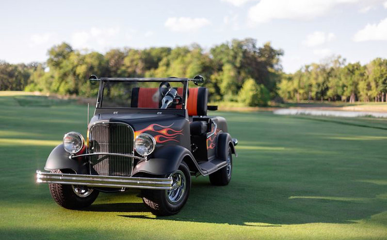 1932 ford golf cart