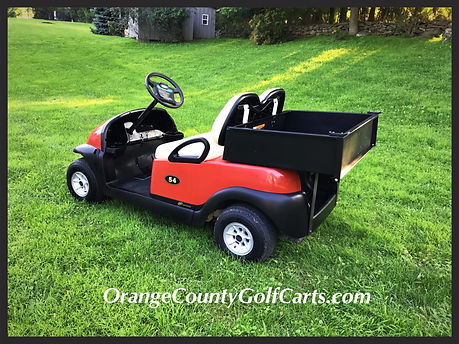 Club Car electric golf car