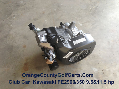 club car new kawasaki engine