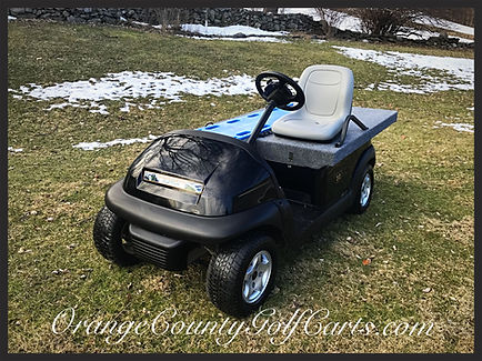 Golf Cart EMT EMS EMV