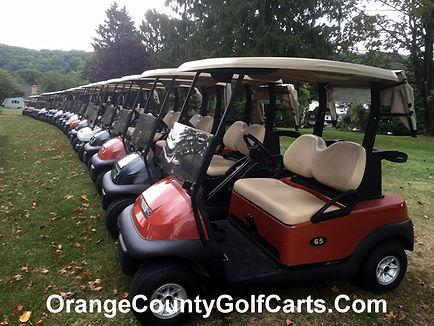 golf car rentals