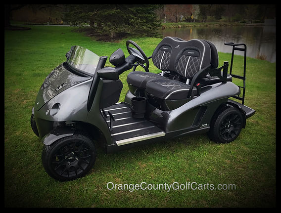 Garia Diane Signature Series Golf Cars garia