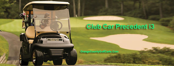 precedent golf car