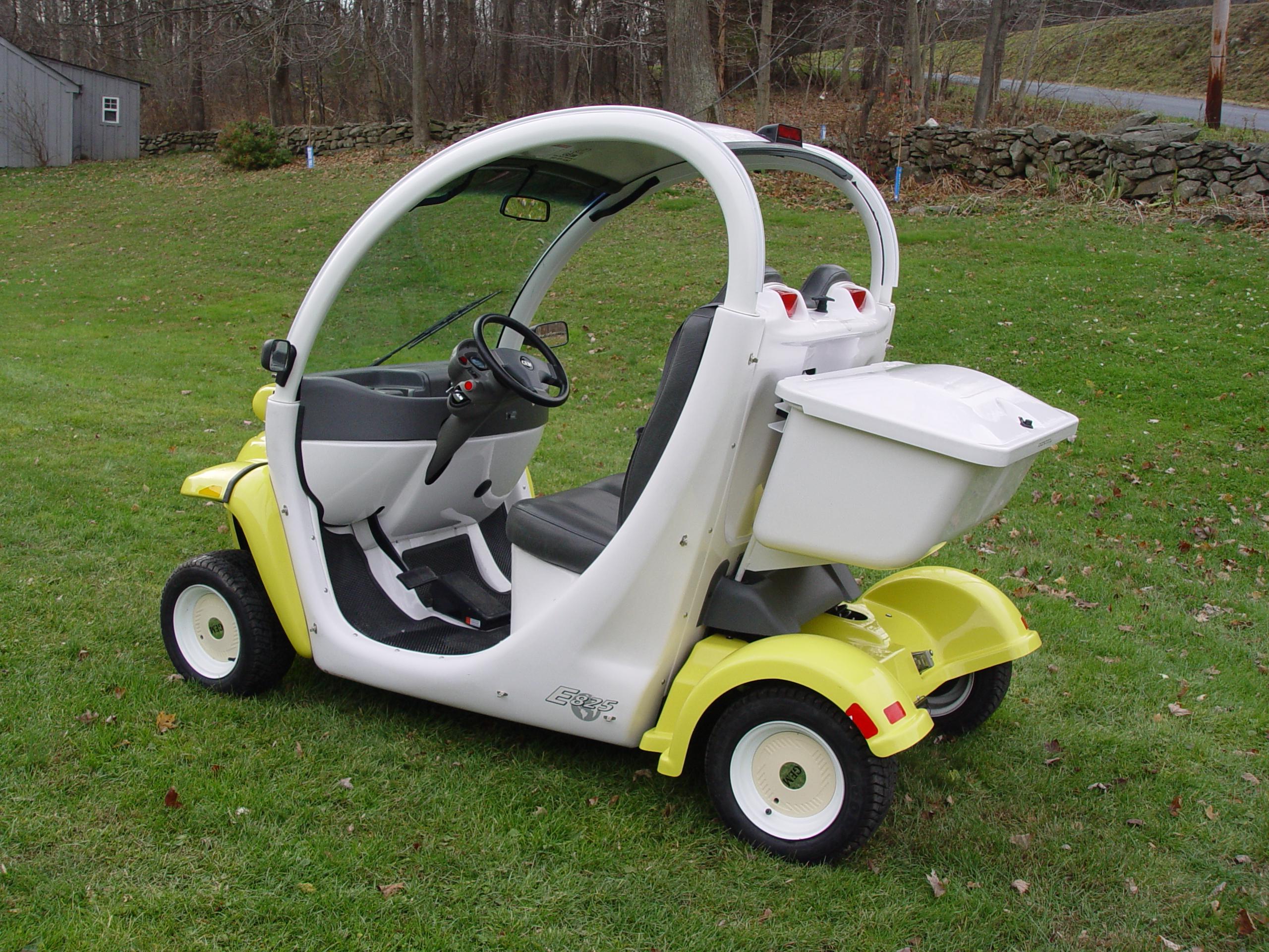 "GEM ""Global Electric Motorcars"")"