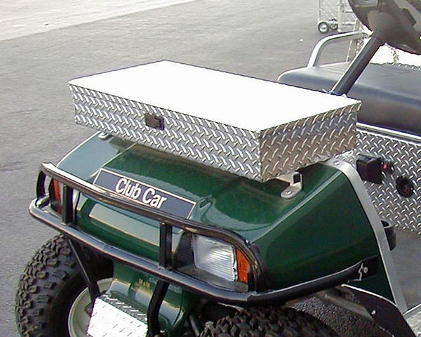 golf cart ammo box