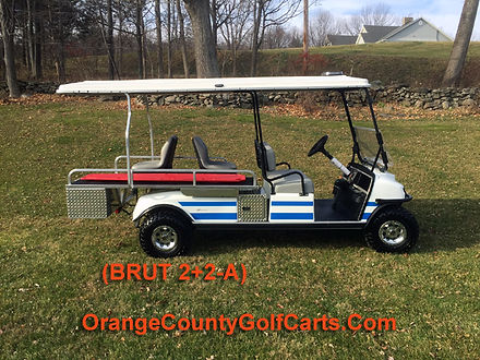 BRUTE 2+2A mini Ambulance