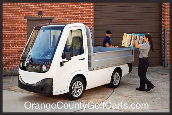411 LSV Electric Truck