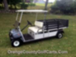 carryall golf cart