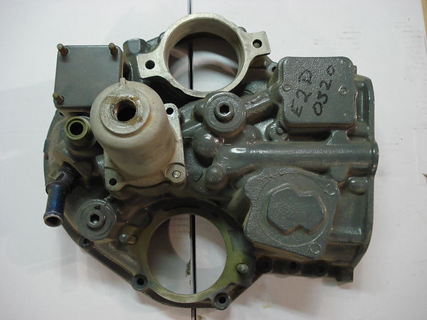 lycoming 0320 Acc case