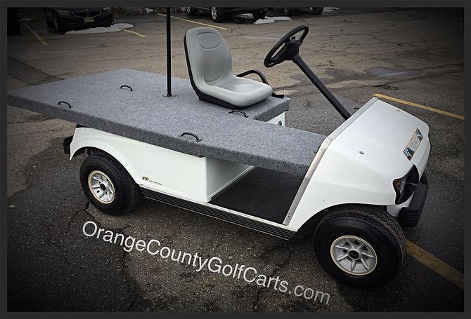 Golf Cart EMT EMS EMV