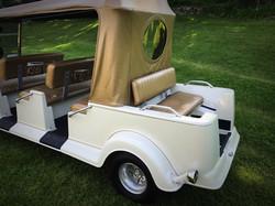 Diane Street Rod golf Cart