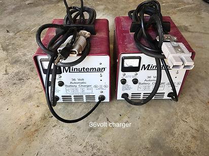 Golf Cart Battery Charger