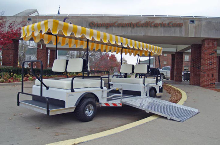 Wheelchair golf cart Trans  Vehicles