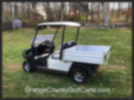 Carryall 500 Utility cart