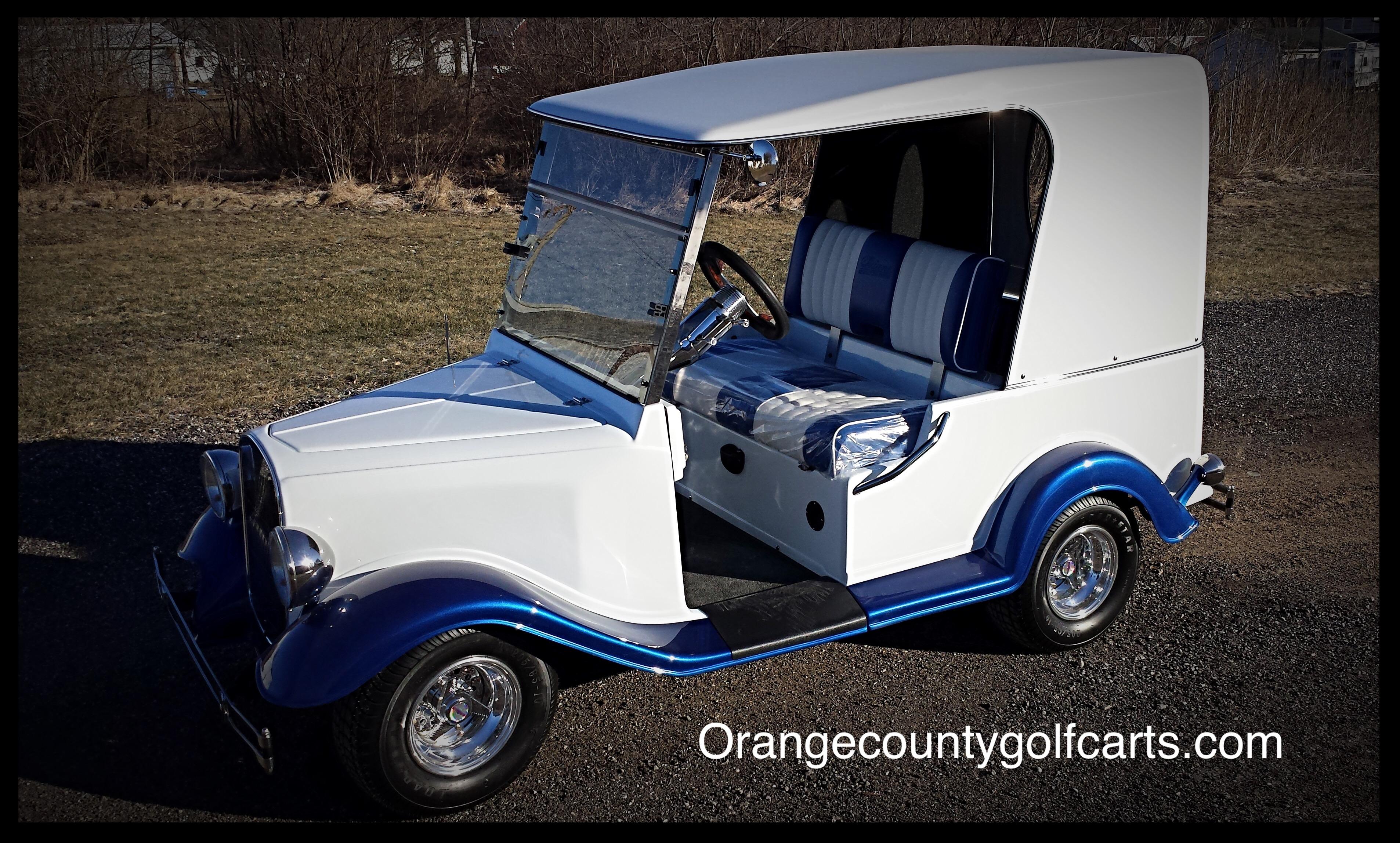 Diane Bar Golf Cart