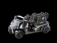 Luxury Garia Mansory Golf Cart