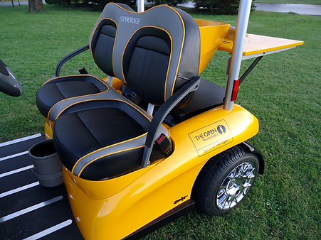 Luxury GARIA Golf Car by Diane