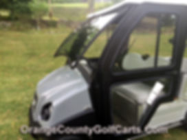 carryall golf cart cab enclosure