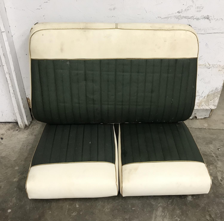 Cessna 140 Seat set