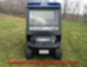 Security Golf cart