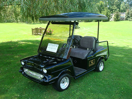 1957 Chevy Golf Car