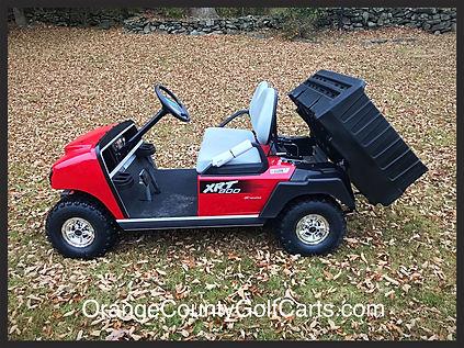 BRUTE 800 golf car