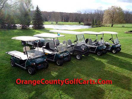 medical golf carts