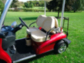 Garia Luxury Golf Car LSV