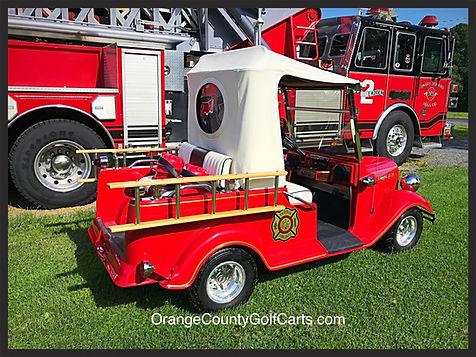 """1929 """"DIANE Signature Series"""" Fire Truck"""