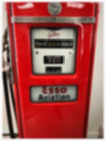 1941 Gilbarco Gas Pump
