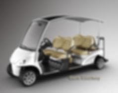 Garia Luxury Golf Gart