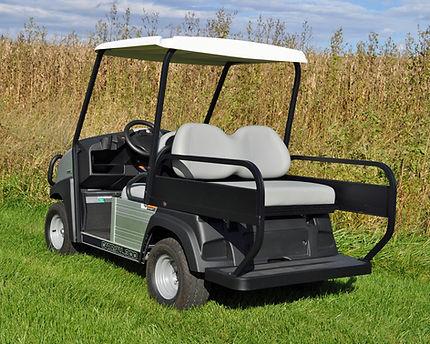 carryall 300 rear seat kit
