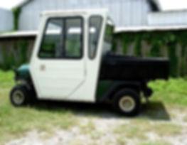 E-Z-GO Hauler/Terrain/Workhorse Cab Enclosure 