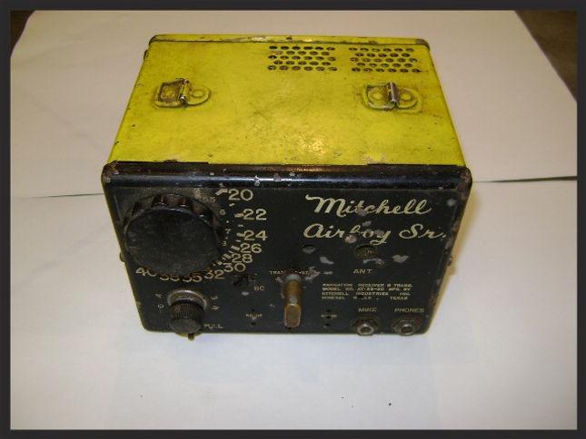 Mitchell Airboy Sr aircraft radio