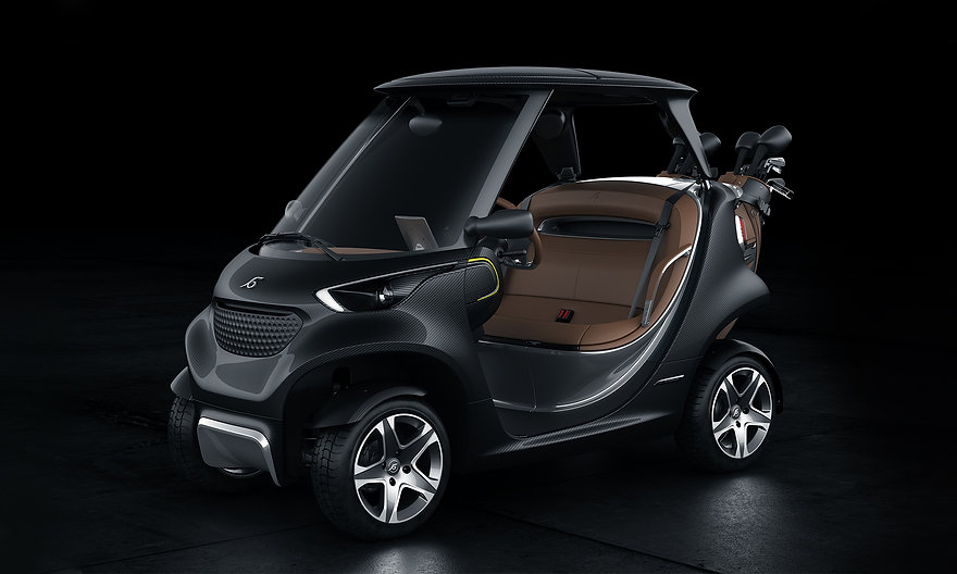 Garia Super Sport Golf Car