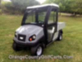 carryall golf cart curtis cab enclosure